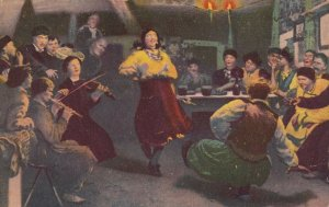 Galerie TRETIAKOFF ; Russia , J. Repine. Danses en Petite-Russie , 00-10s