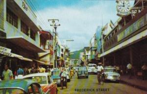 Triniday Port-of-Spain Frederick Street Shopping District