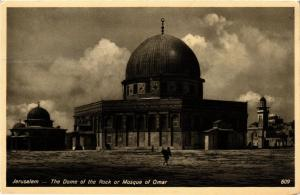 CPA AK The Dome of the Rock or Mosque of Omar ISRAEL JERUSALEM (761392)