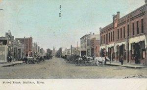 MADISON , Minnesota, PU-1909 ; Street