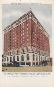 SPRINGFIELD, Illinois, 00-10s; Abraham Lincoln Hotel