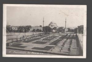 092245 TURKEY Constantinople Le Parce de l'universite Old PC
