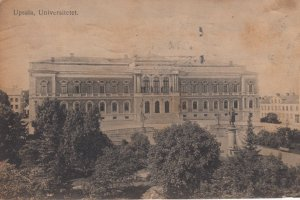 UPSALA, Sweden, 1900-1910s; Universitetet