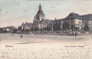 Neues National Museum, MUNCHEN (Bavaria), Germany, 1900-1910s