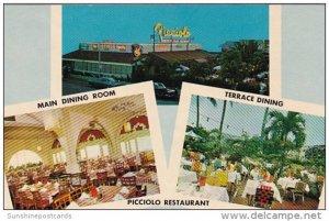 Florida Miami Beach Picciolo Restaurant Multi View