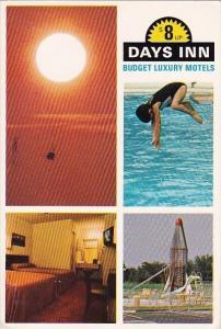 Kentucky Corbin Days Inn Budget Luxury Moyels 1973