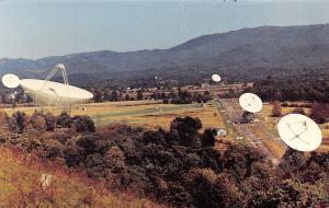 Green Bank WV National Radio Astronomy Observatory~5 Radio Telescopes~Deer Creek