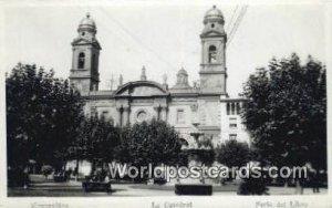 La Catedral Montevideo Uruguay, South America Unused