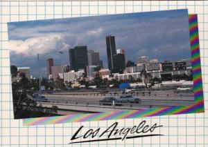 California Los Angeles Skyline