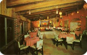 Mexico - Cuernavaca. The Pearl Room of the Majestic Terrace for Dine and Dance