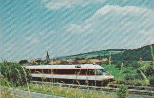 Germany First Class Intercity Train Unit