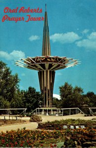Oklahoma Tulsa Oral Roberts University Prayer Tower