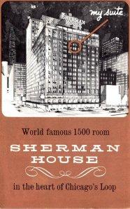Illinois Chicago Sherman House