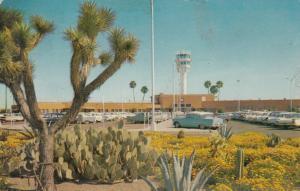 PHOENIX, Arizona, 1950-60s ; Sky Harbor Airport