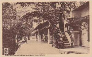 California Riverside Glenwood Mission Inn