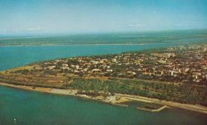 Naval Boat Bay Club Laurenco Marques Mozambique Vintage Postcard