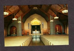 MA Church Christ MERRIMACK College NORTH ANDOVER MASS