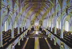 Canada Interior St-Georges Church Beauce