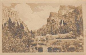 RP: YOSEMITE , California, 1926 ; Gates of the Valley