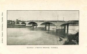 KS - Topeka. Kansas Avenue Bridge