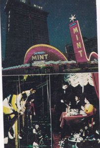 LAS VEGAS, Nevada, 50-60s ; Del Webb's Mint Hotel-Casino, Fremont Street, Casino