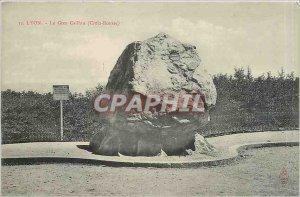 Old Postcard Le Gros Caillou Lyon Croix Rousse