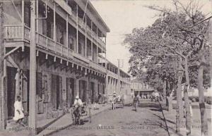Afrique Occidentale, Boulevard Pinet-Laurade, La Poste, Dakar, Senegal, 1900-10s