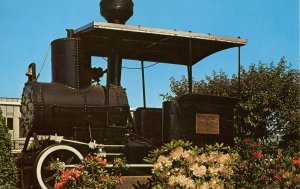 OR - Portland. The Oregon Pony Locomotive