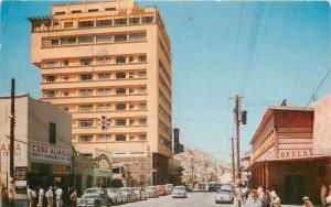 Nogales Sonora Mexico~Campillo Street~Casa Almada~Correos~Hotel~Sky Room~1959 PC
