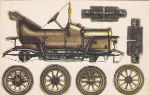 Pop-Out Automobile , 00-10s