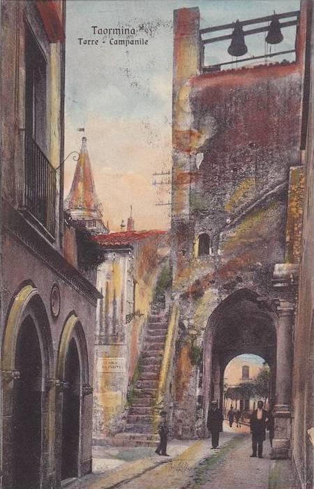 Taormina , Palermo,Sicilia , Italy , 00-10s : Torre - Campanile