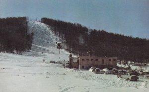 BOYNE, Michiga, PU-1952; Boyne Mountain Ski Lodge