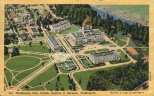 Washington State Capitol Building - Olympia