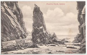 UK, Needle Rock, Jersey, unused Postcard