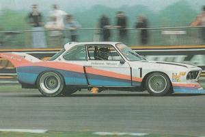 Ronnie Peterson Gunnar Nilsson Sports Car Motor Racing Postcard