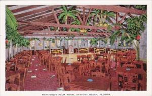 Florida Daytona Beach Martinique Palm Room