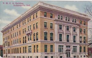 Indiana Indianapolis Y M C A Building 1911