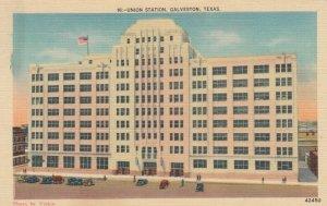 GALVESTON , Texas , 30-40s; Union Station