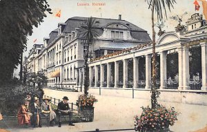 Luzern Kursaal Switzerland Unused
