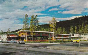 Canada Mount Robson Motor Inn Jasper Alberta