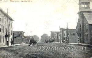 Main Street Lawton MI 1908