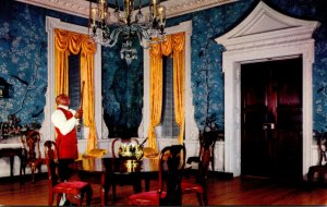 Virginia Williamsburg Governor's Palace Supper Room