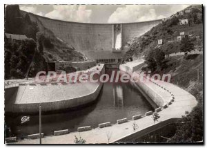 Postcard Modern Bort Les Orgues Dam Architect Diploma From the Government