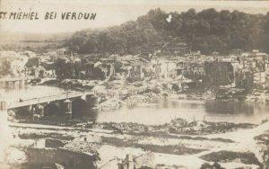 RP: War 1914-18 ; St. Miehiel Bei Verdun