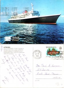 Holland America Cruises, Veendam (10309)