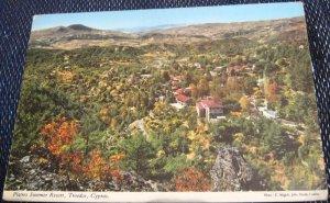 Cyprus Platres Summer Resort Troodos - unposted