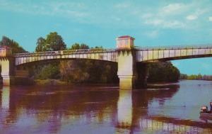 Mississippi Yazoo City Yazoo River Bridge