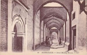 Morocco Marrakesh Arsor Moulay Moussa