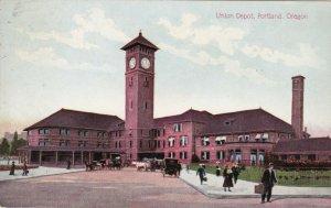 Oregon Portland Union Railway Station sk4103