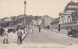 Boulevard Albert 1er Et La Heve, Le Havre (Seine Maritime), France, 1900-1910s
